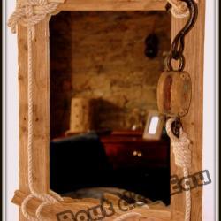 Miroir (75 x 55 cm)