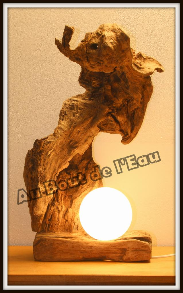 Olifant (65 x 35 cm)