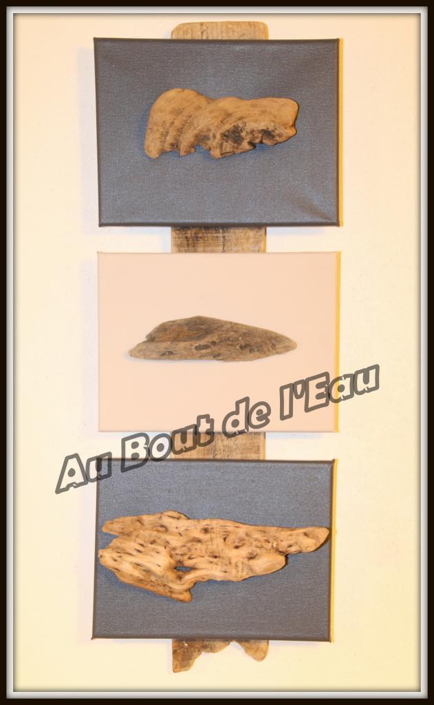 Triptyque (55 x 20 cm)