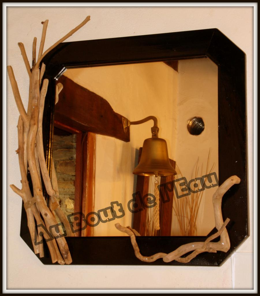 Miroir (55 x 50 cm)