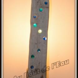 Vague Bleue (80 x 15 cm)
