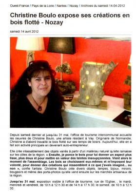 Ouest france 04 12